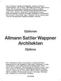 Allmann Sattler Wappner Architekten - Options