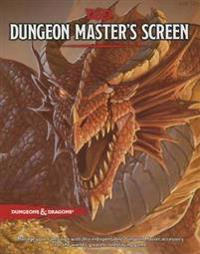 D&d Dungeon Master's Screen