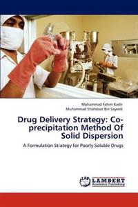 Drug Delivery Strategy