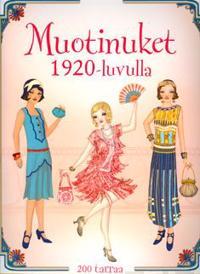 Muotinuket 1920-luvulla