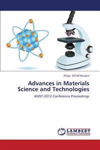 Advances in Materials Science and Technologies