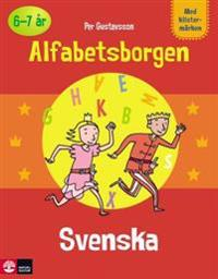 Alfabetsborgen, svenska