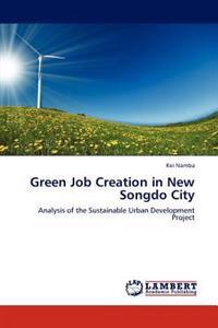 Green Job Creation in New Songdo City