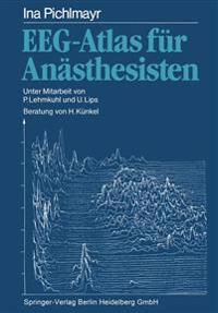 Eeg-Atlas Fur Anasthesisten