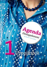 Agenda 1 Företagsekonomi Uppgiftsbok
