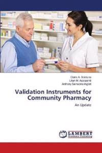 Validation Instruments for Community Pharmacy