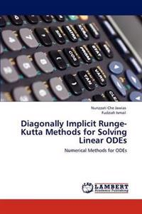 Diagonally Implicit Runge-Kutta Methods for Solving Linear Odes