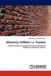 Masonry Infilled R.C. Frames