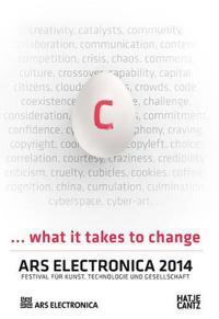 Ars Electronica 2014Festival fur Kunst, Technologie und Gesellschaft