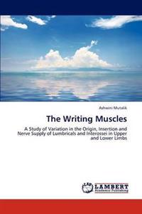 The Writing Muscles