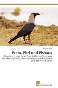 Preta, Pitri Und Pishaca