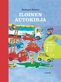 Iloinen auto- ja ilmakirja, kääntökirja