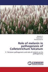 Role of Melanin in Pathogenesis of Colletotrichum Falcatum
