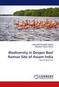 Biodiversity in Deepor Beel Ramsar Site of Assam India