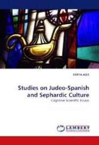 Studies on Judeo-Spanish and Sephardic Culture