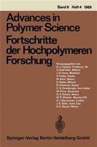Advances in Polymer Science / Fortschritte Der Hochpolymeren Forschung