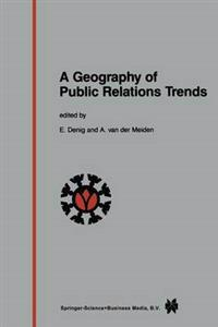 A Geography of Public Relations Trends