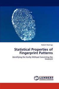 Statistical Properties of Fingerprint Patterns