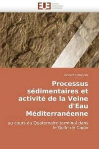 Processus S�dimentaires Et Activit� de la Veine d''eau M�diterran�enne