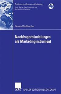 Nachfragerbündelungen Als Marketinginstrument