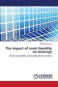 The Impact of Asset Liquidity on Leverage