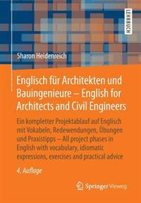 Englisch Für Architekten Und Bauingenieure / English for Architects and Civil Engineers