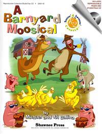 A Barnyard Moosical: Singin' & Swingin' at the K-2 Chorale Series [With CD]