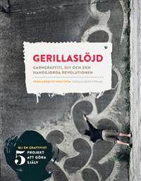 Frida Arnqvist Engströms bok Gerillaslöjd