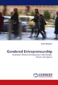 Gendered Entrepreneurship