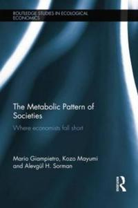 The Metabolic Pattern of Societies