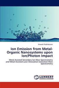 Ion Emission from Metal-Organic Nanosystems Upon Ion/Photon Impact