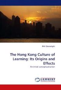 The Hong Kong Culture of Learning