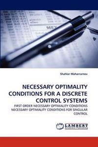 Necessary Optimality Conditions for a Discrete Control Systems