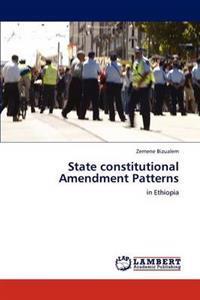 State Constitutional Amendment Patterns