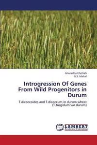 Introgression of Genes from Wild Progenitors in Durum