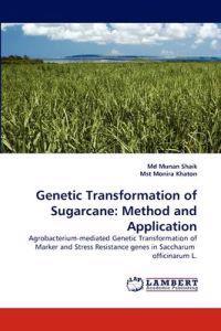 Genetic Transformation of Sugarcane