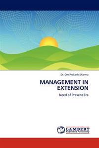 Management in Extension