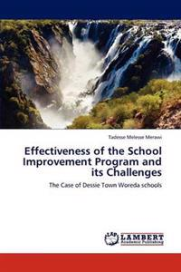 Effectiveness of the School Improvement Program and Its Challenges