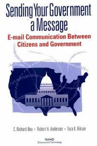 Sending Your Government a Message