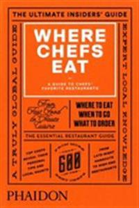 Where Chefs Eat - a guide to chefs favorite restaurants