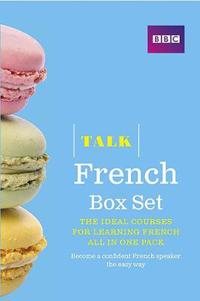 Talk French Box Set (Book/CD Pack)