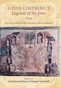 Louis Ginzberg's Legends of the Jews
