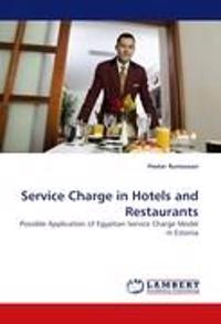 Service Charge in Hotels and Restaurants
