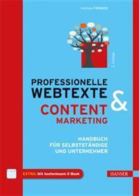 Professionelle Webtexte