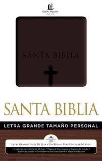 Biblia Letra Grande Tamano Personal-Rvr 1960