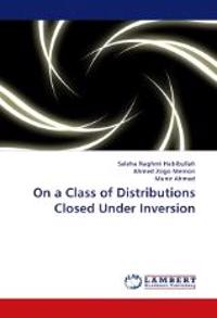 On a Class of Distributions Closed Under Inversion