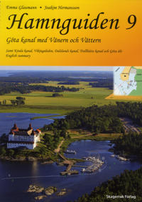 Hamnguiden 9 Göta kanal med Vänern och Vättern
