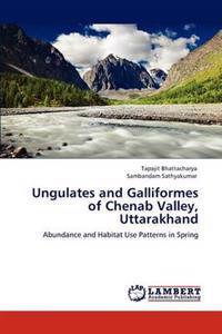 Ungulates and Galliformes of Chenab Valley, Uttarakhand