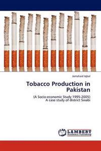 Tobacco Production in Pakistan