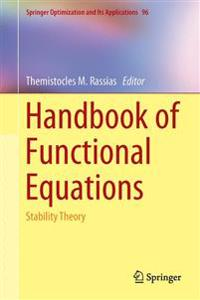 Handbook of Functional Equations